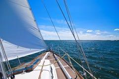 Navegando 2 Imagens de Stock