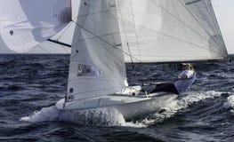 Navegando 420-17 Foto de Stock Royalty Free