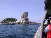 Navegando os mares Foto de Stock Royalty Free