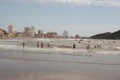 Navegantes - Santa Catarina - il Brasile Immagini Stock Libere da Diritti