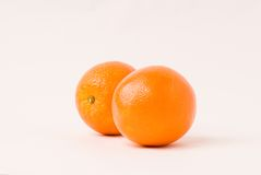 Navel orange Royalty Free Stock Images