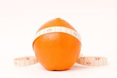 Navel orange Stock Photography