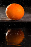 Navel orange Stock Photos