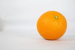 Navel-Orange Lizenzfreies Stockbild