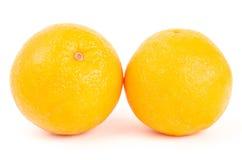 Navel orange fruit Stock Photo