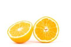 Navel orange fruit Royalty Free Stock Photos