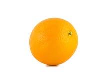 Navel Oranges. On white background Royalty Free Stock Photography