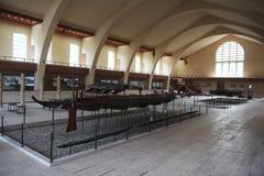 Naves de Nemi Imagen de archivo