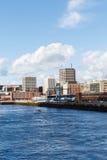 Navette après la verticale de St Johns Photo libre de droits