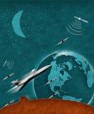navette spatiale Photographie stock libre de droits