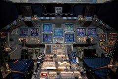 Navette spatiale l'Atlantide Photos libres de droits