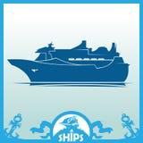 navi Immagine Stock Libera da Diritti