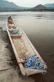 Navi di legno Fotografia Stock Libera da Diritti