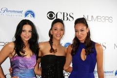 Sophina Brown,Navi Rawat,Aya Sumika Royalty Free Stock Images