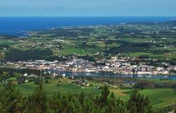 Navia Asturias Spain zdjęcia royalty free
