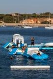 Navibordo Wodni sporty w Portimao Zdjęcia Royalty Free