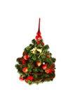 Navidad-árbol Imagenes de archivo