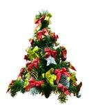 Navidad-árbol fotografía de archivo