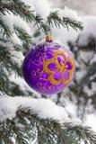 Navidad-árbol. Imagenes de archivo