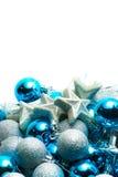 Navidad de la decoración Foto de archivo