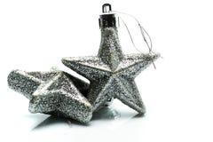 Navidad de la decoración fotografía de archivo libre de regalías