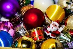 Navidad del Año Nuevo juega 3 Fotografía de archivo libre de regalías