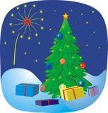 Navidad del fondo Fotos de archivo libres de regalías