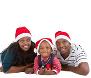 Navidad está viniendo - consiga listo fotografía de archivo