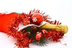 Navidad feliz y Año Nuevo Imagen de archivo