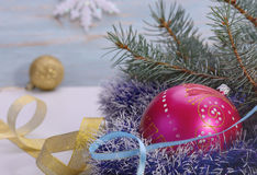 Navidad Juguetes de la Navidad Fotos de archivo