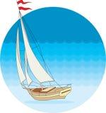 Navigação ilustração do vetor