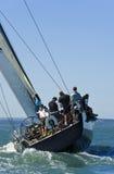 Navigação cheia da inclinação Fotografia de Stock Royalty Free