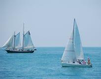 Navigação de Key West Foto de Stock