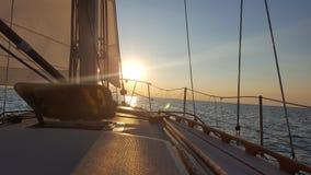 Navigação do Lago Huron foto de stock