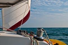 Navigação do verão imagens de stock royalty free