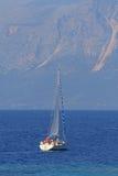 Navigação em Greece Fotografia de Stock