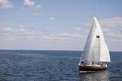 Navigação no oceano fotos de stock royalty free