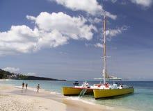 Navigação no paraíso imagens de stock royalty free