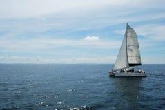 Navigando al Phi di Phi del KOH Fotografie Stock