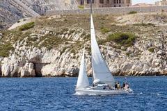 Navigação afastado Fotografia de Stock Royalty Free