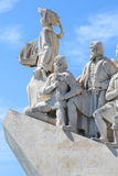 navigatör portugal för henrylisboa monument Arkivbild