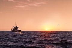 Navigate the Seas of the Sun Stock Photo