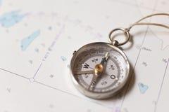 Navigatie Stock Fotografie