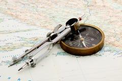 Navigatie royalty-vrije stock afbeeldingen