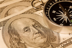Navigating Financial Waters Stock Photos