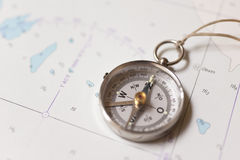 Navigation Photographie stock