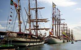 Navigation photo libre de droits