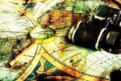 Navigation Royalty Free Stock Image