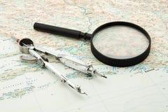 Navigation Royalty Free Stock Photography