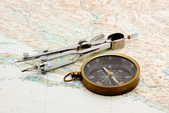 Navigation Royalty Free Stock Photography